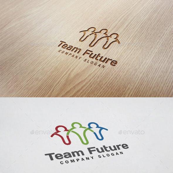 Team Future Logo