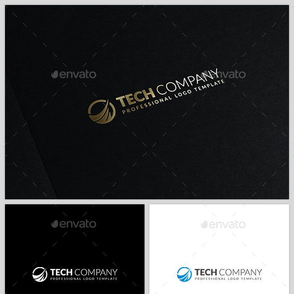 Tech Company - Logo Template