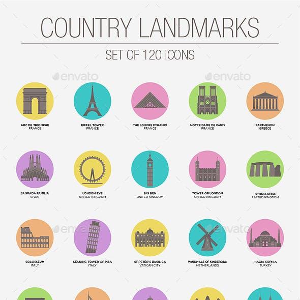 Country Landmarks