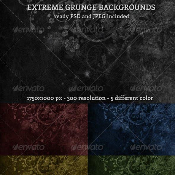 Extreme Grunge Background