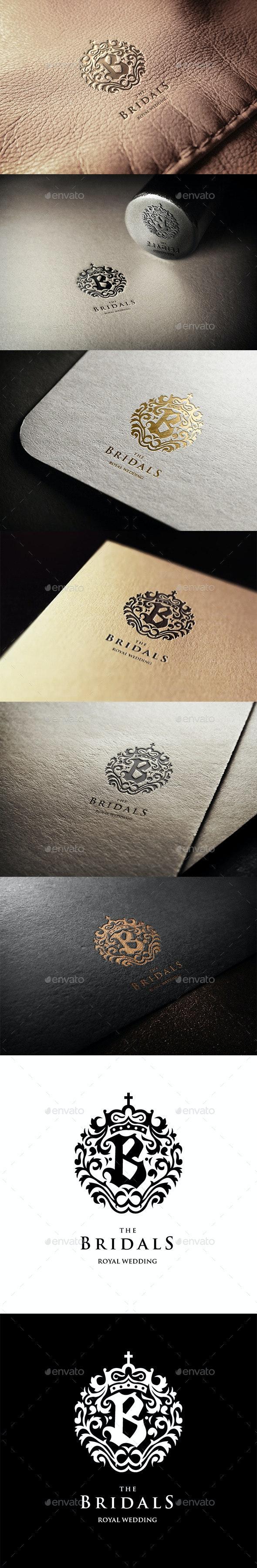 The Bridals Logo - Crests Logo Templates