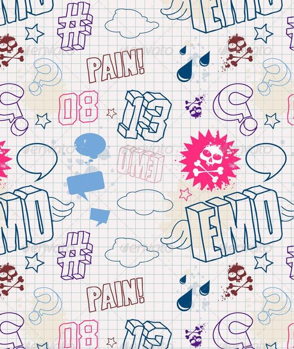 Modern Seamless Texture - Patterns Decorative