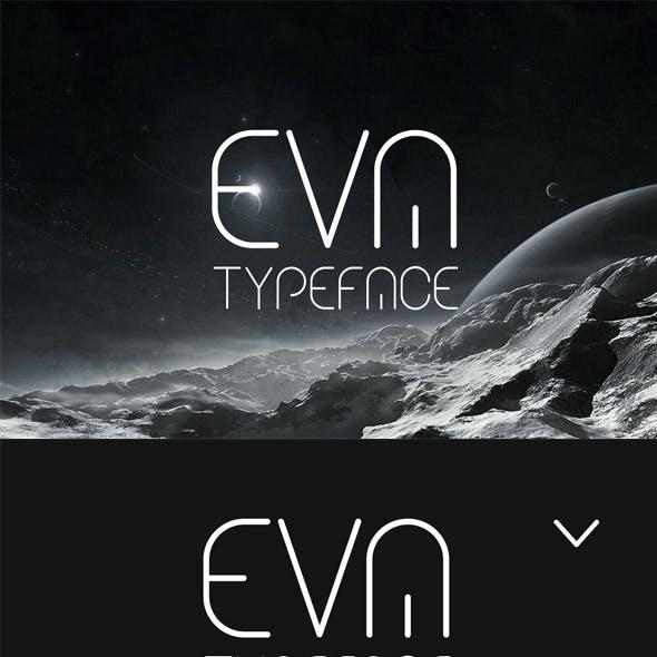 Eva Typeface