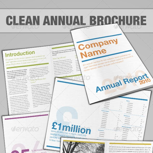 Annual Report - InDesign