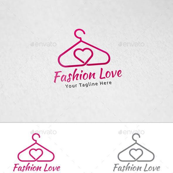 Fashion Love - Logo Template