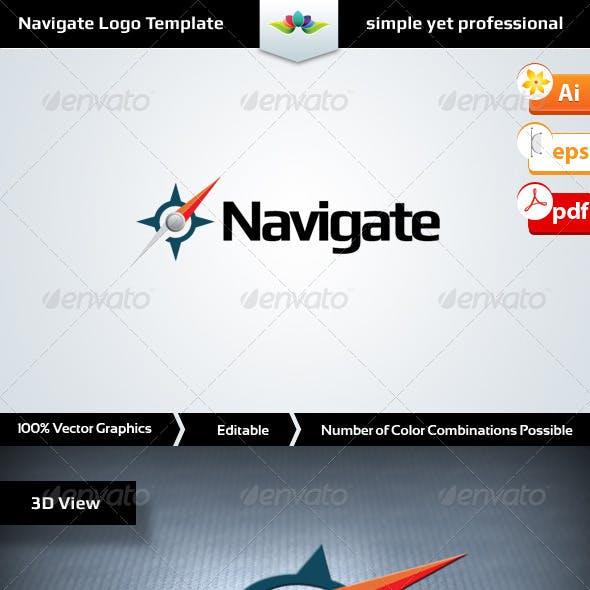 Navigate Logo Template