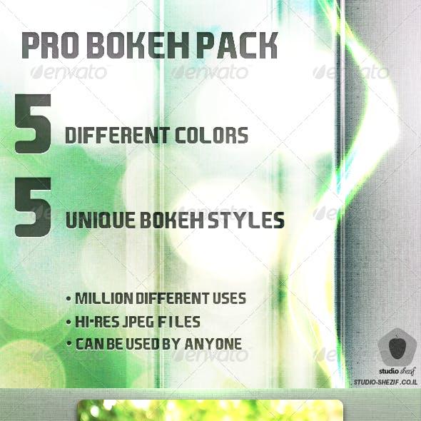Pro Bokeh Textures Pack