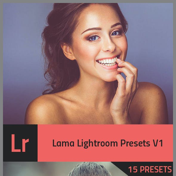 Lama Lightroom Presets V1