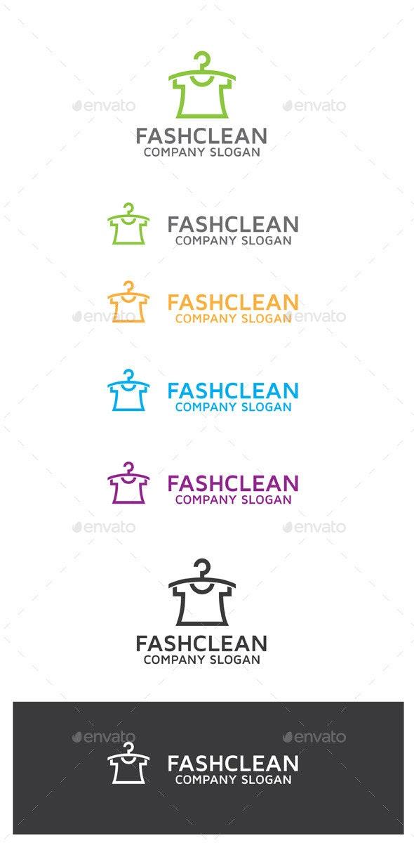 Fashclean - Symbols Logo Templates