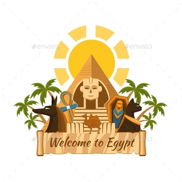 Egypt Label