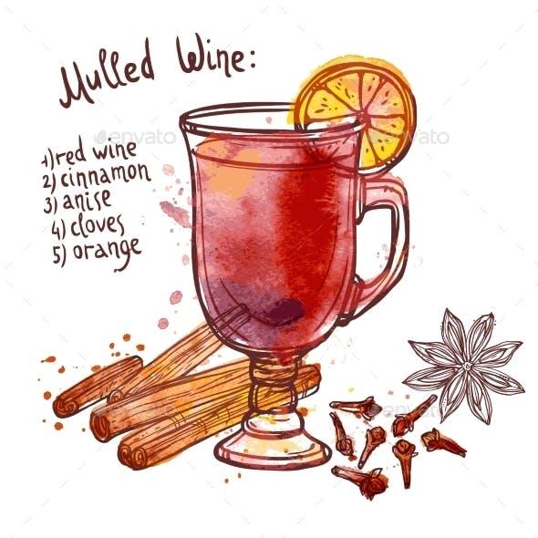 Mulled Wine Set