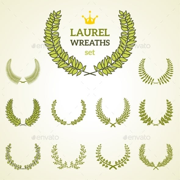 Laurel Wreath Collection