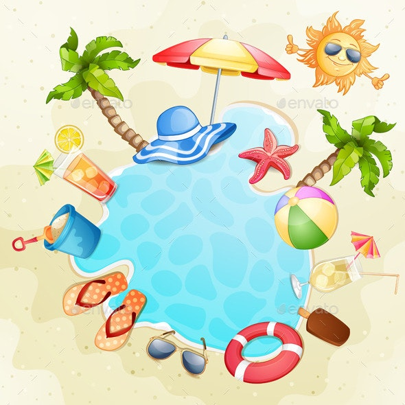 Summer Vacation - Conceptual Vectors