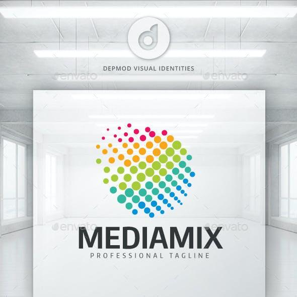Media Mix Logo