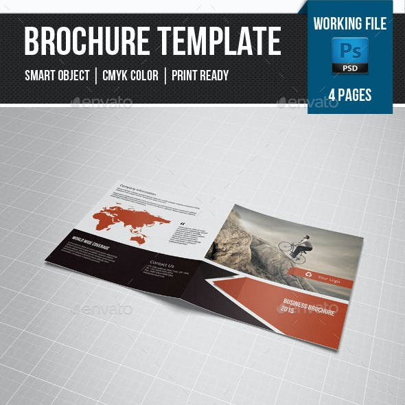 Corporate Square Bifold-V22
