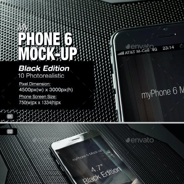 myPhone 6 Mock-Up v03