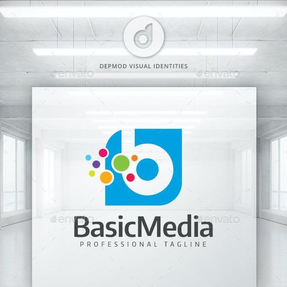 Basic Media Logo