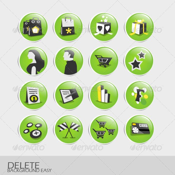 16 Icons for Web