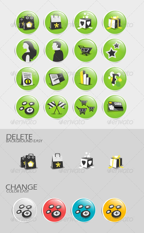 16 Icons for Web - Web Icons