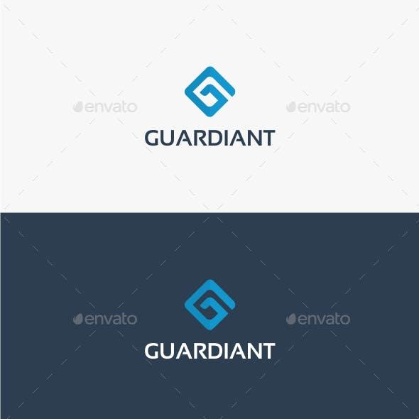 Guardiant Letter G - Logo Template