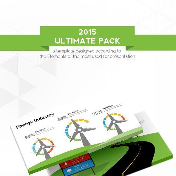 Ultimate - 2015 Keynote Presentation Pack