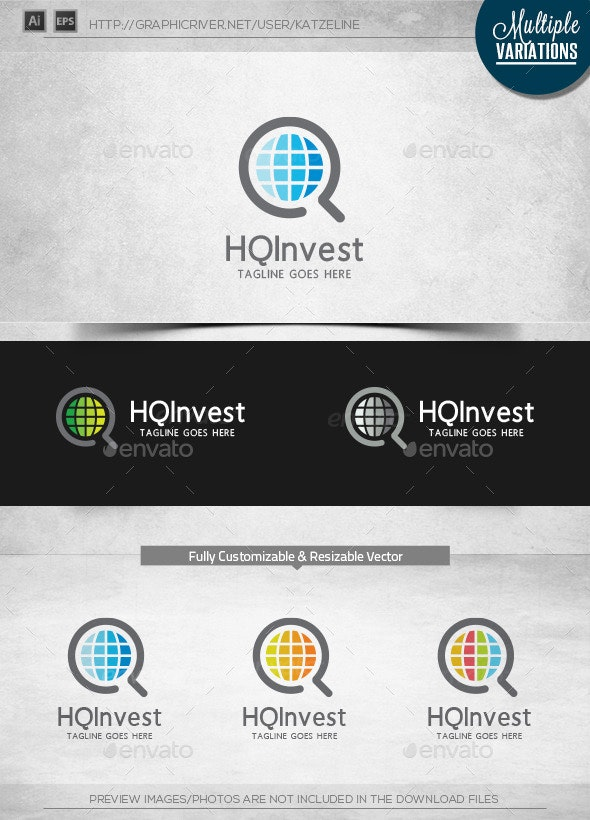 High Quality Tour - Logo Template - Vector Abstract