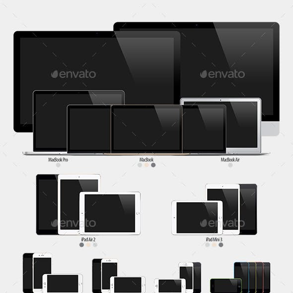 Screen Mock-Ups |Showcase|