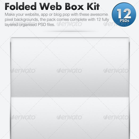 Folded Web Boxes