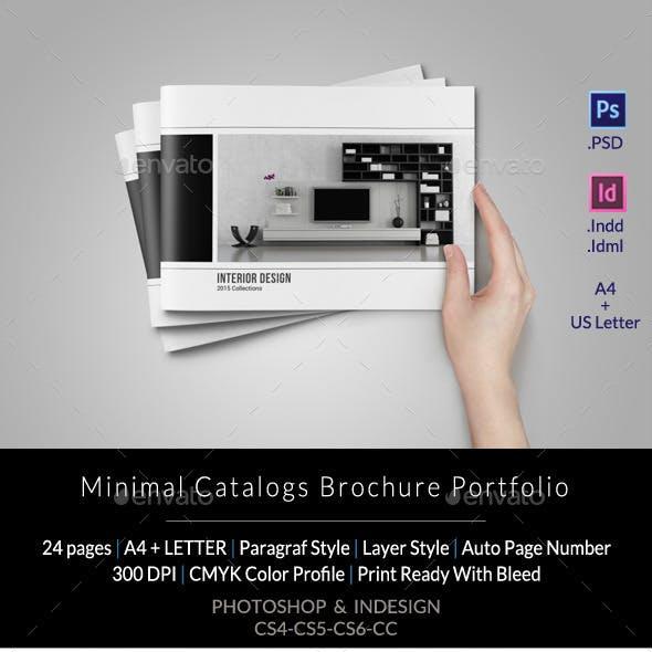 Catalogs / Brochure / Portfolio