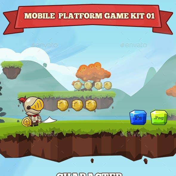 Mobile  Platform Game Kit 01