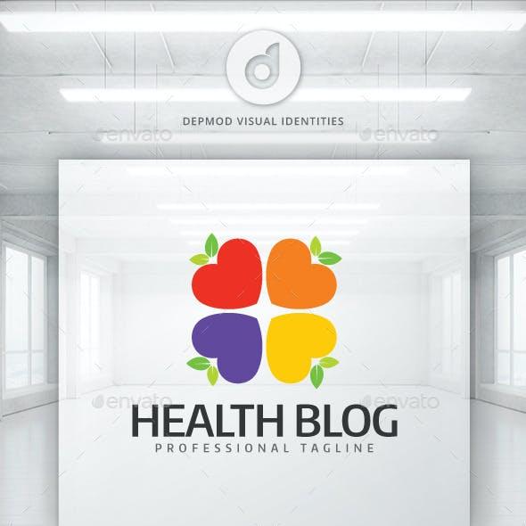 Health Blog Logo