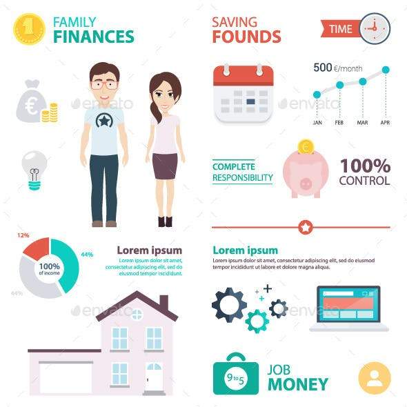 Mortgage PaymentInfographic
