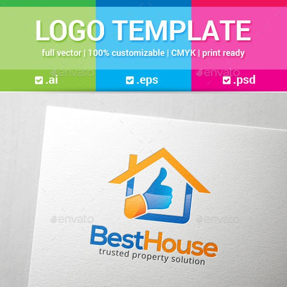 Best House Logo