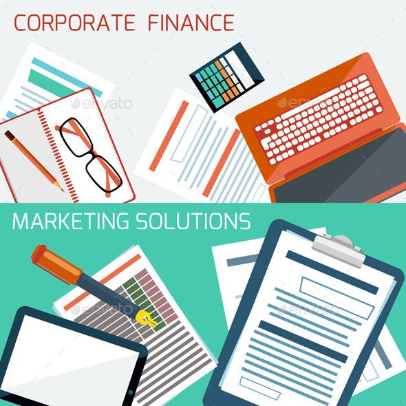 Corporate Finance And Marketing Solution