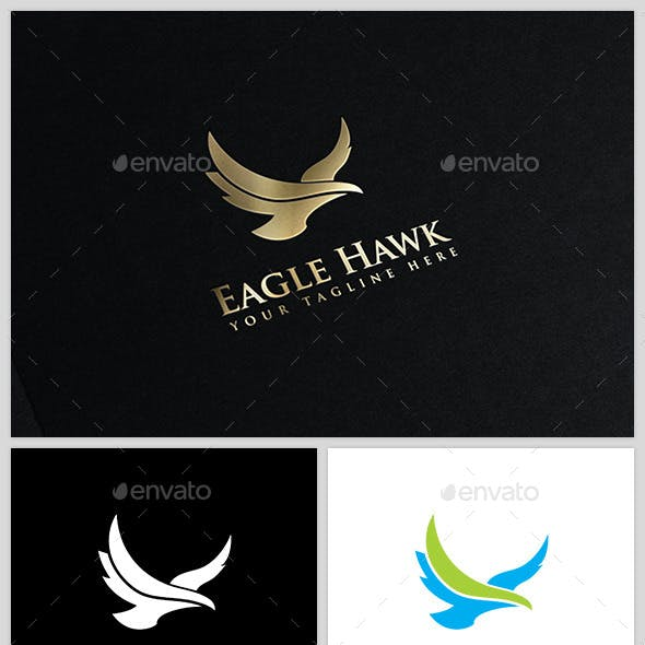 Eagle Hawk - Logo Template
