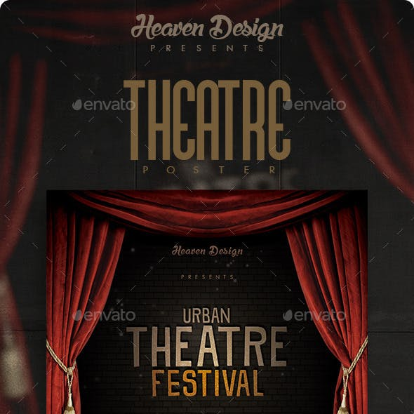 Theatre | Flyer
