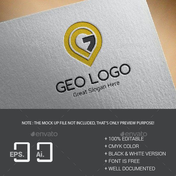 Geo Logo Template