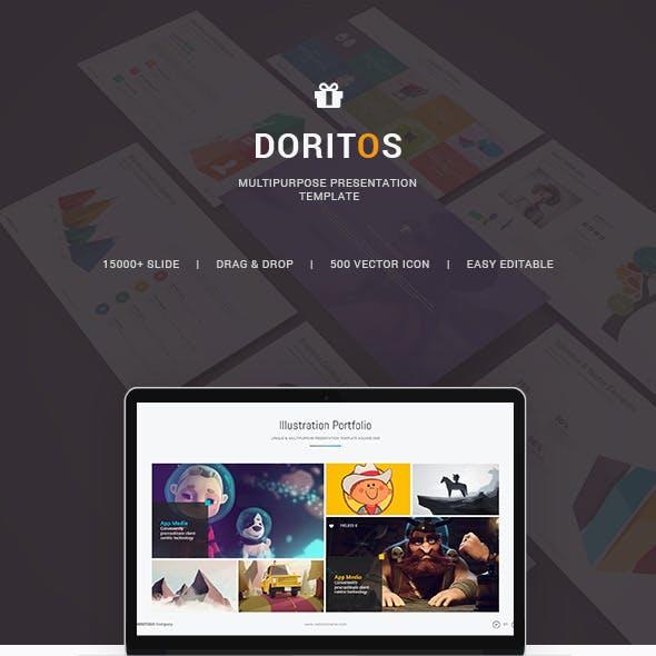 Doritos Business Creative Template