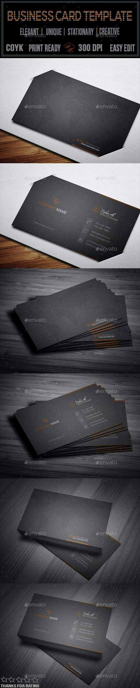 Business Card Part-2 - Creative Business Cards