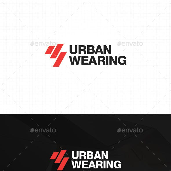 Urban Wearing Logo