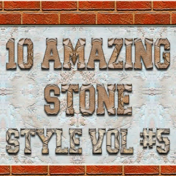 10 Stone Style Vol 5