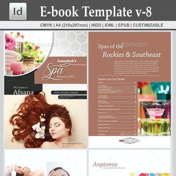 E-Book Template v-8