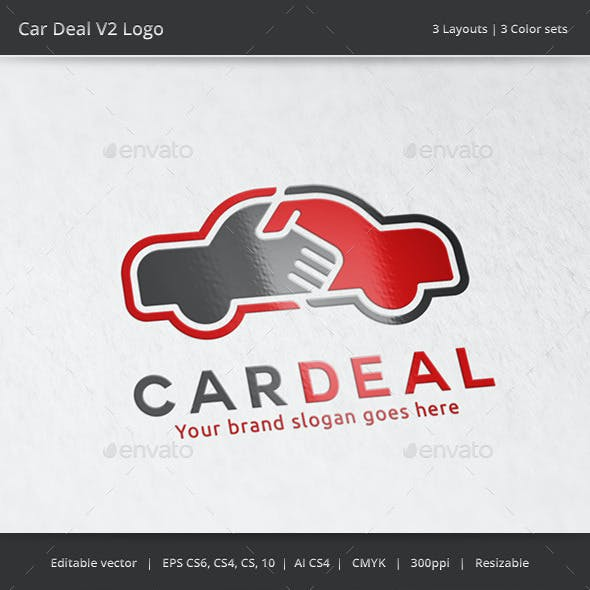 Car Deal V2 Logo
