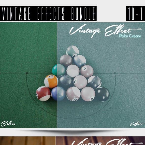 Vintage Effects Bundle 10-1