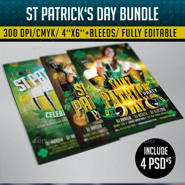St . Patricks Day Bundle