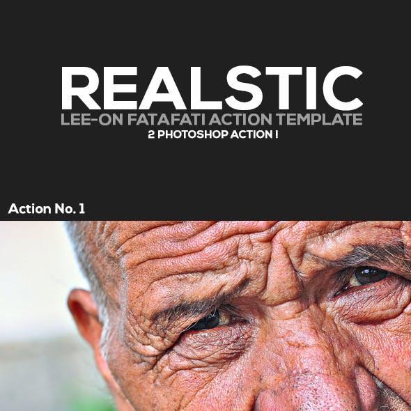 Realstic Lee-on Fatafati Action Template