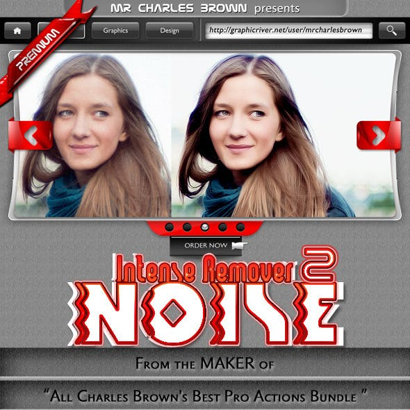 Intense Noise Remover Image Action PRO 2