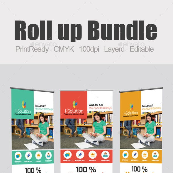 Education Banners Template Bundle