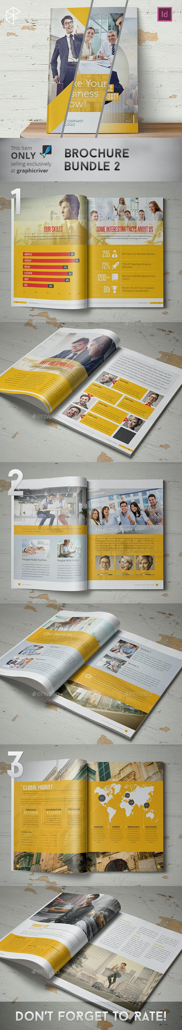 Brochure Bundle 2 - Corporate Brochures
