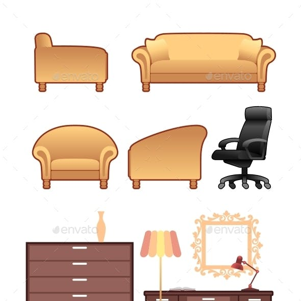 Planar Furniture Collection
